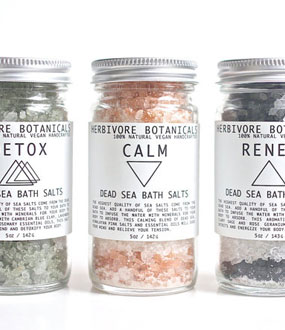 tHE BEST SALTS FOR SOAKING
