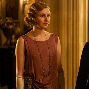 Edith of Downton Abbey