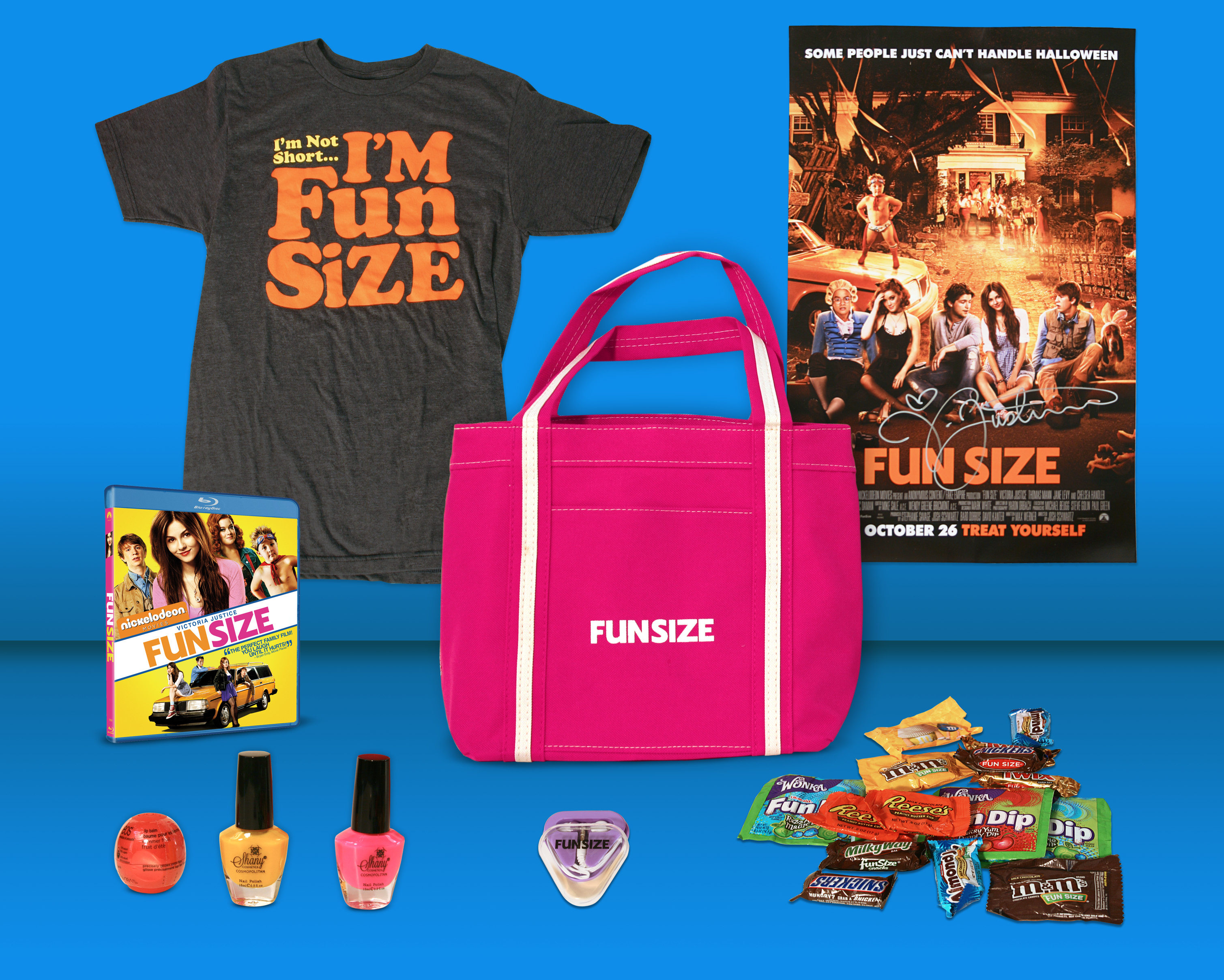 Fun Size Prize Pack