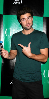 Brody Jenner at Chateau in Las Vegas