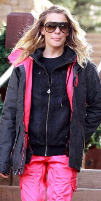 LeAnn Rimes in Aspen