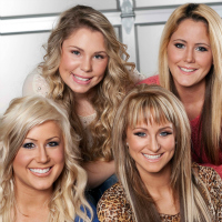 The cast of Teen Mom 2, including Chelsea Houska