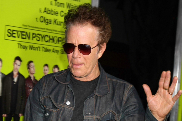 Tom Waits at the Seven Psychopaths Premiere