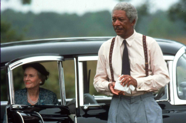 Driving Miss Daisy actress Jessica Tandy