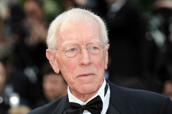 Extremely Loud & Incredibly Close actor Max von Sydow