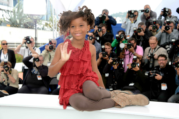 Beasts of the Southern Wild actress Quvenzhane Wallis