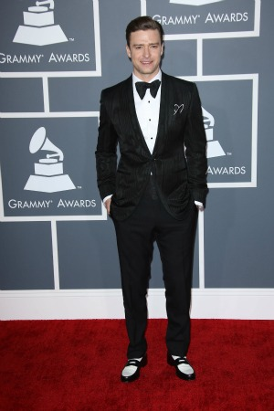The Timberlake swagger is back!
