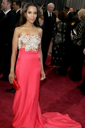 Did Kerry Washington Dis Dress Designer Georgina Chapman