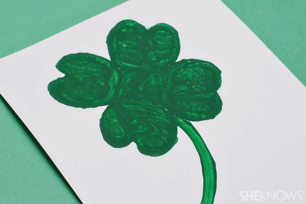 Fun and easy crafts for lucky kids