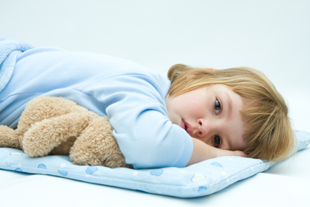 Child with Down syndrome - Sleep issues