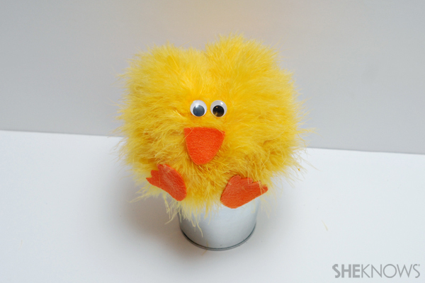 Cute Easter crafts kids can make