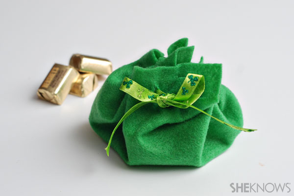 Leprechaun's purse