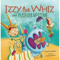 Passover book - Izzy the Whiz and Massover McClean