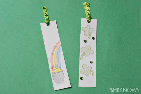 Lucky bookmarks