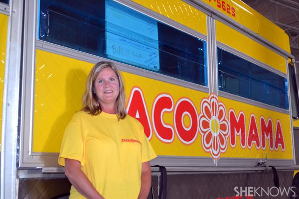 Why I drive a food truck