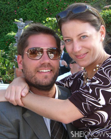 Tonya Wertman and husband
