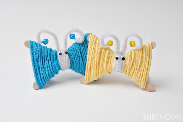 4 Cute crafts to celebrate spring