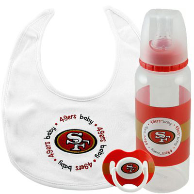 49ers baby gear