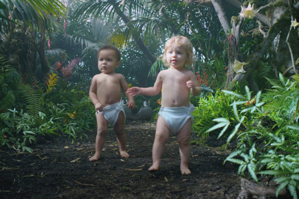 Kia Super Bowl Space Babies ad
