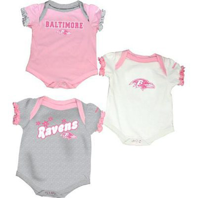 Baltimore Ravens girl clothes