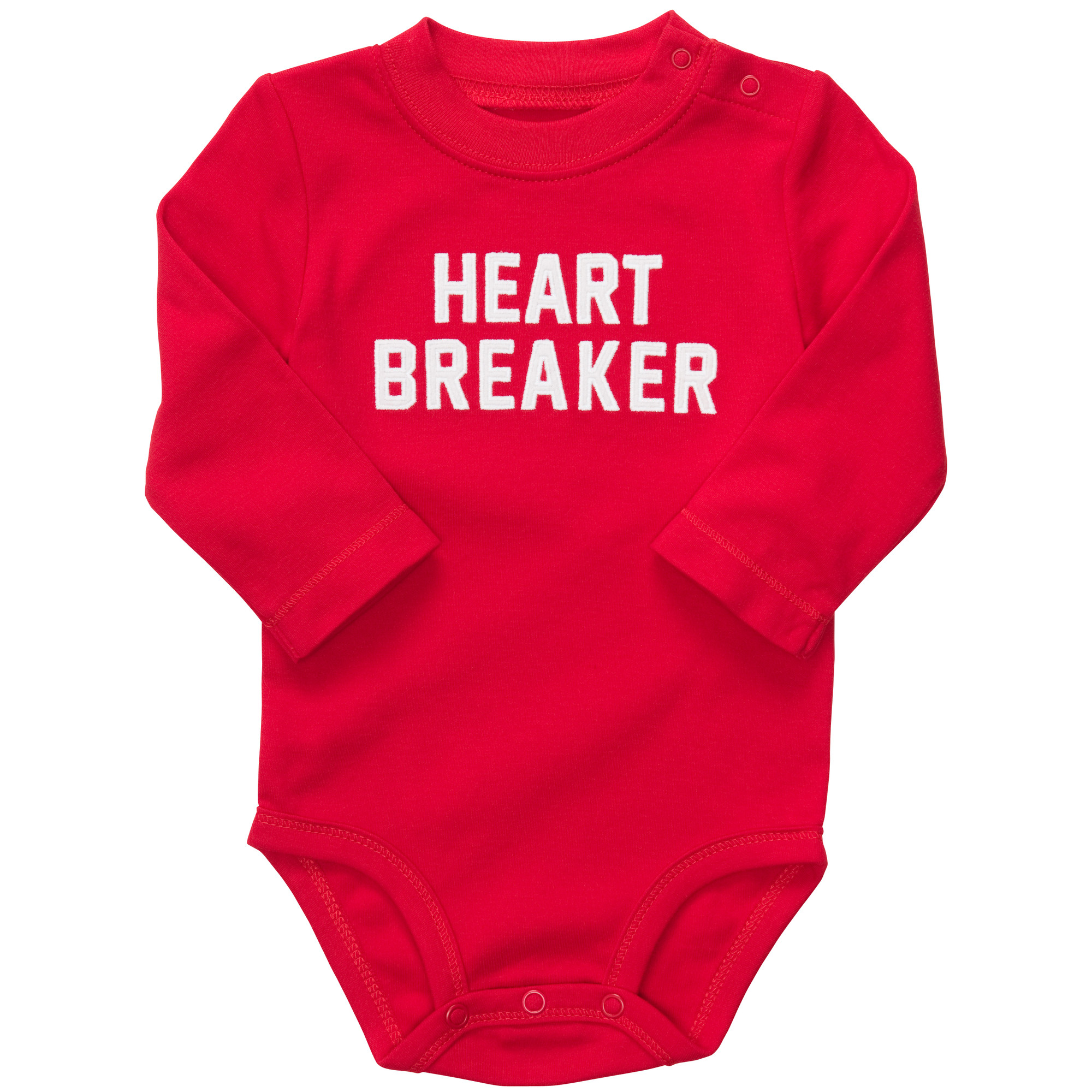 Valentineu0027s Day Outfit: Heartbreaker Bodysuit
