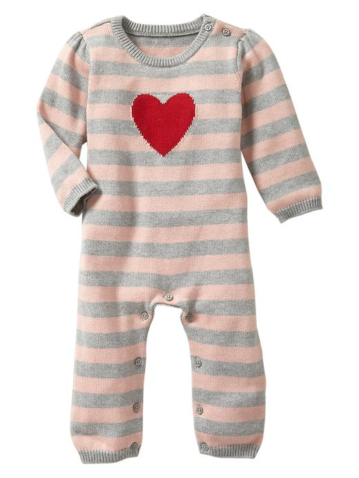 Valentine's Day: Gap onesie