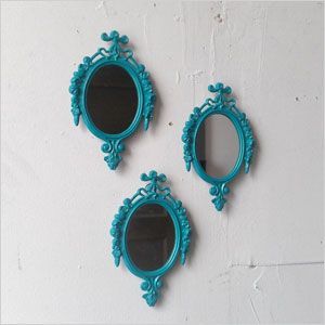 three mirror set