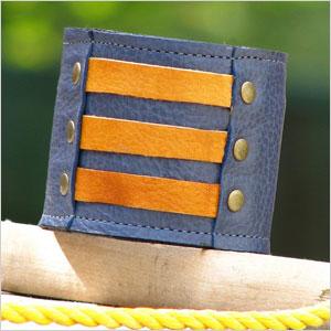 cuff wrist wallet