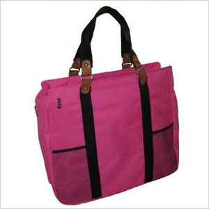 Kyss bag rasberry pink