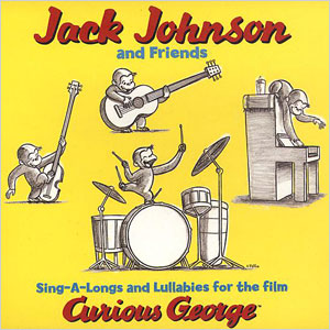 Jack Johnson singalongs and lullabies