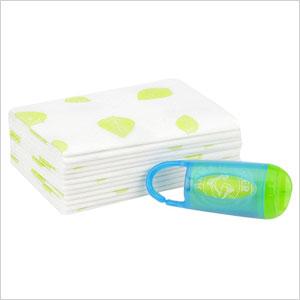 Munchkin On-the-Go Diaper Kit