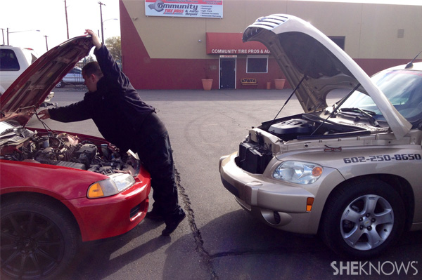 how to jump start a dead battery