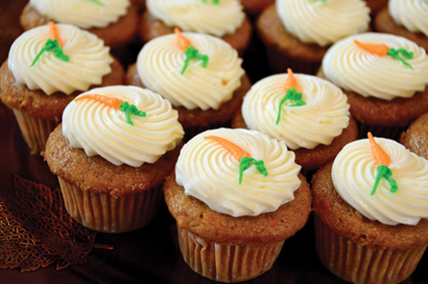 Best carrot cake cupcake recipes