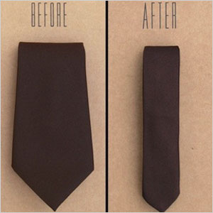 Skinny Fatty tie tailor