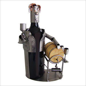 eco art wine caddy