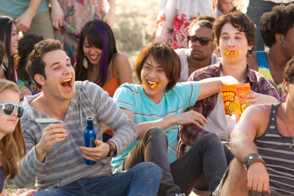Miles Teller, Skyler Astin, Justin Chon, 21 and Over