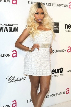 Minaj sets the record straight