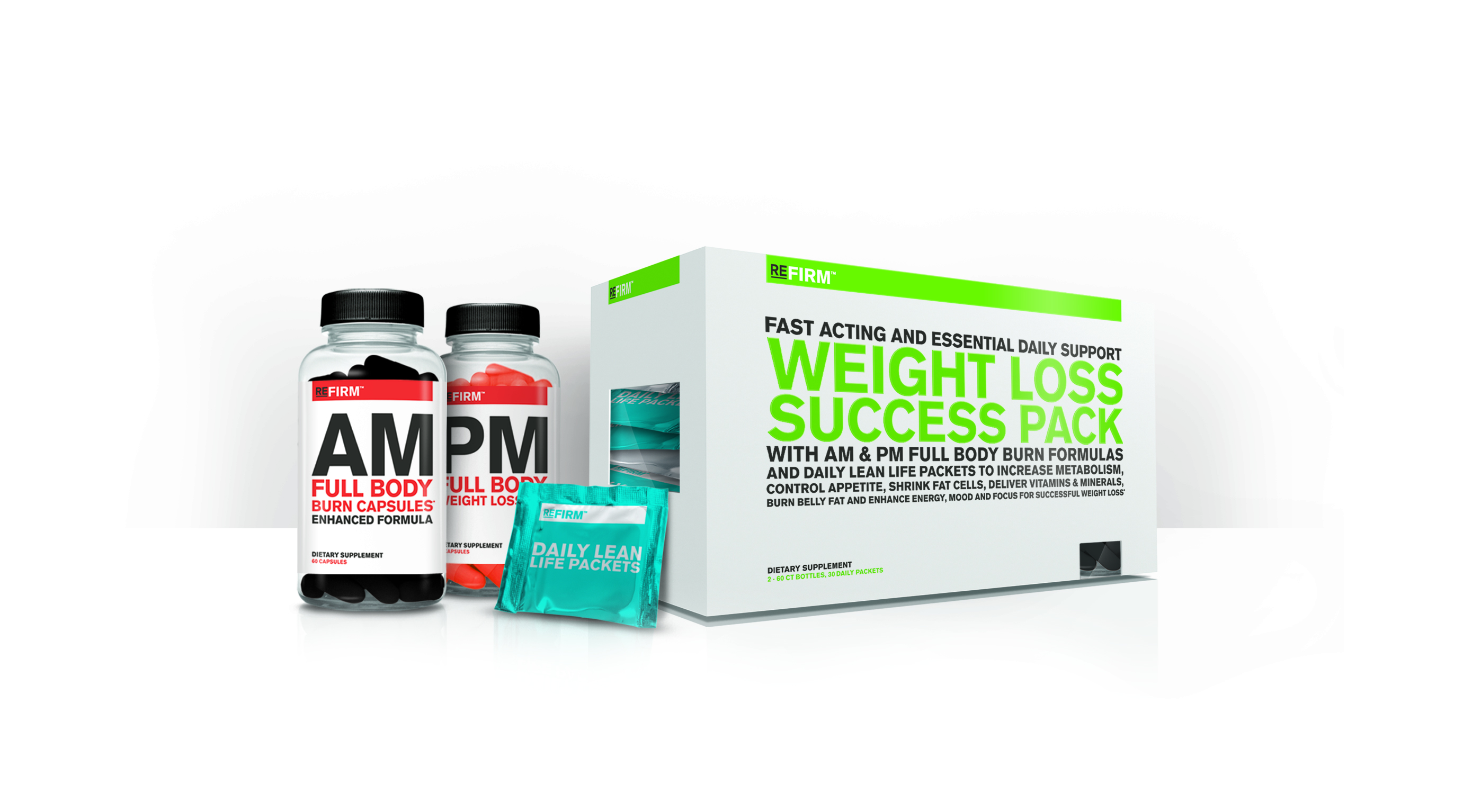 ReFirm Weight Loss Success Pack