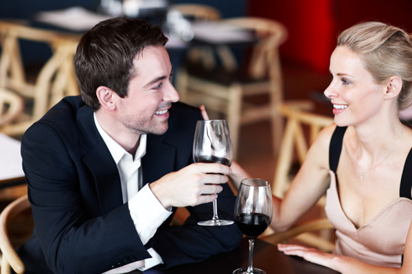 Wine and Dine  for Valentine's