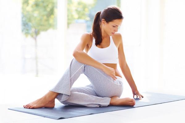 Be a fashionable yogi