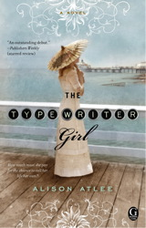 The Typewriter Girl Book Cover