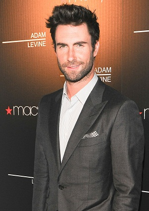 Levine dishes on his Grammy plus one