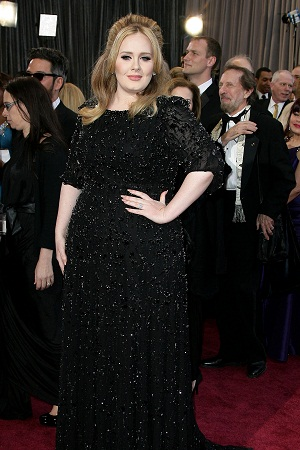 Why would anyone make fun of Adele?