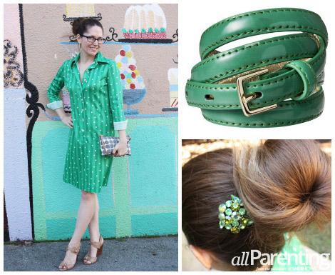 Emerald clothing