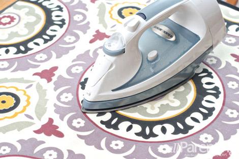 fabric rug step 3