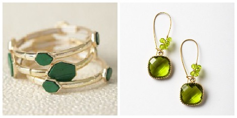 Luck of the Irish jewelry products