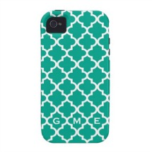 Moroccan tile iphone case