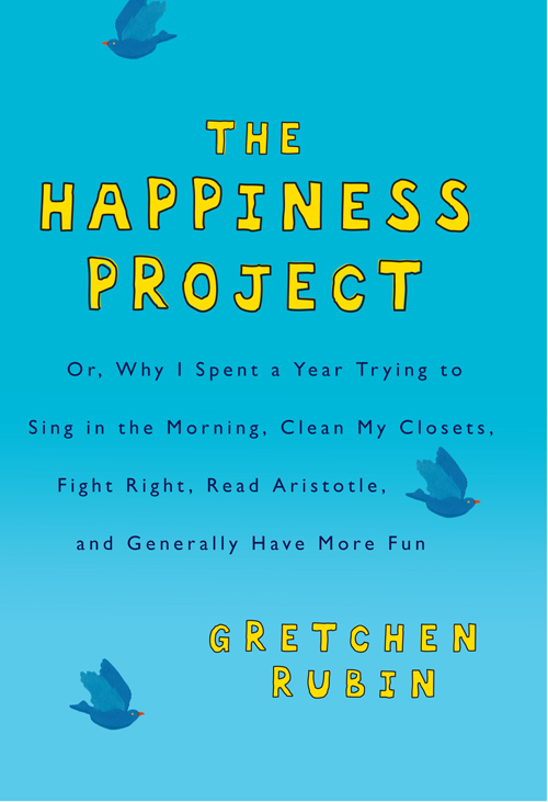 The Happiness Project cover