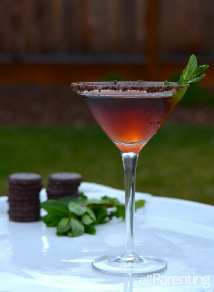 The Thin Mint Cocktail Recipes — Dishmaps