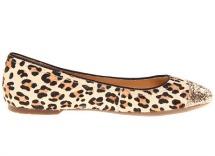 Leopard flats splurge
